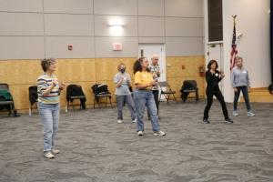 StandStrong Self Defense Class July, 2021
